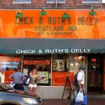 Chick & Ruth's Delly Annapolis MD – Retro Roadhusband Reporting for Duty!