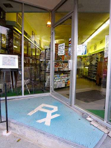 Patsy Cline Shrine - Gaunt's Drug Store & Pharmacy [CLOSED MARCH 2015]