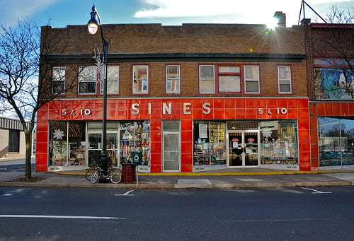 Sine's 5 & 10 Store Quakertown PA