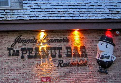 Jimmie Kramer's Peanut Bar Restaurant - A Nutty Taste of Old Reading PA