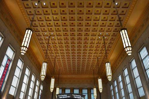 A Grand Train Station - 30th Street Station
