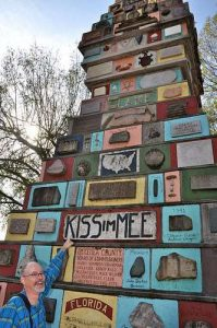 monument of states kissimmee FL Retro Roadmap
