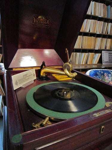 Victrola Museum Dover DE Hidden Gem in The Diamond State