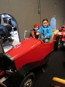 Retro Roadkids at Larz Anderson Auto Museum Brookline MA