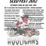 EVENT Sledfest 2012 at the Old Sledworks
