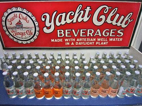 Yacht Club Soda Tonic Seltzer Pop - whateveryouwannacallit