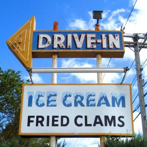 Harry's Drive In Fried Clams Westborough MA