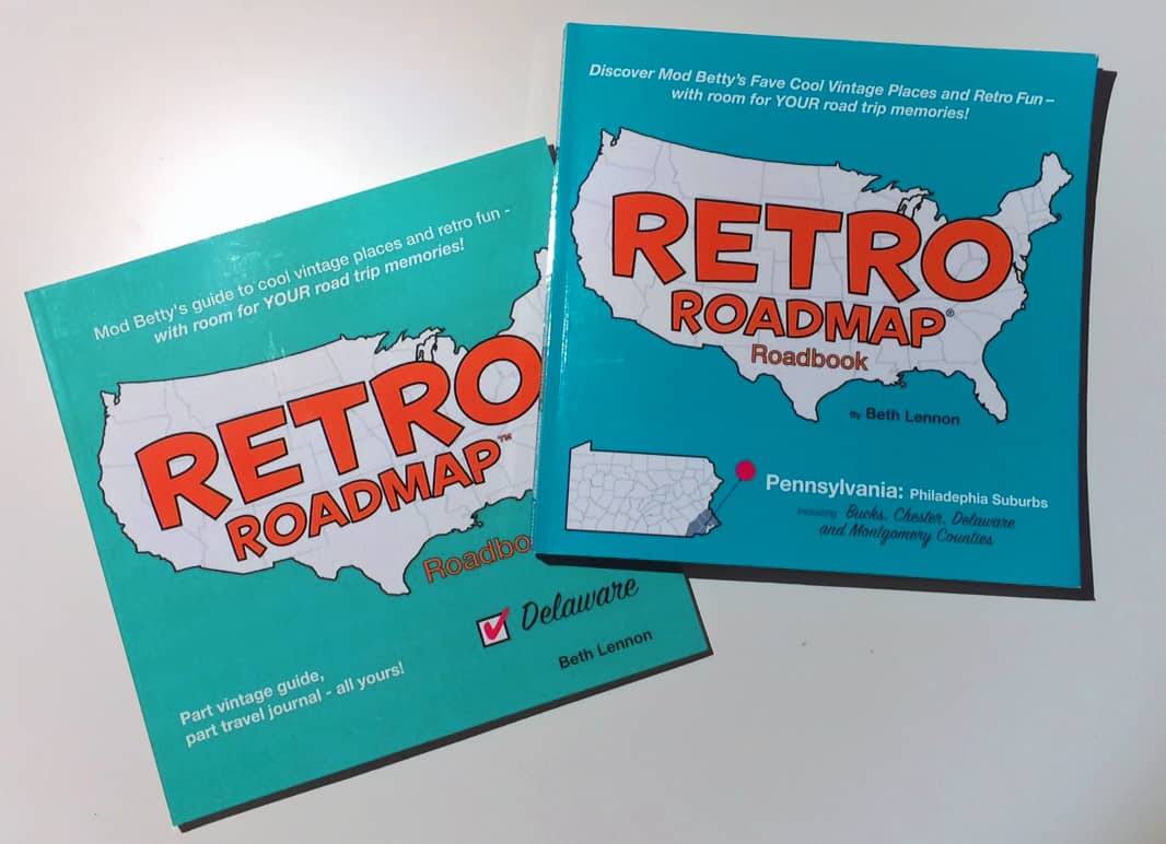 Order Your Retro Roadmap Roadbook Today!