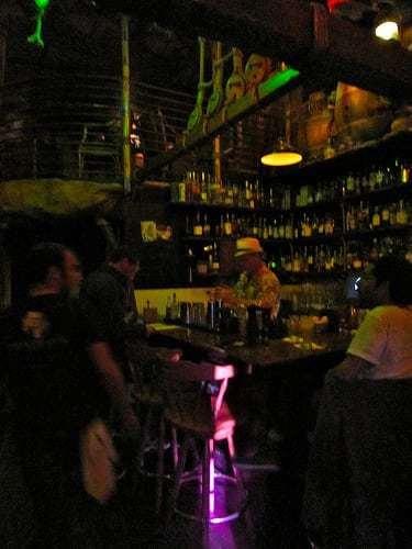 Smuggler's Cove Tiki Drinks San Francisco CA