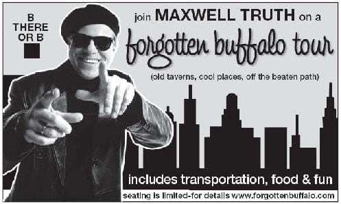Forgotten Buffalo Tours Buffalo NY