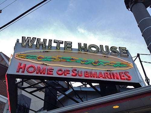 Famous for Subs since 1946 - White House Sub Shop Atlantic City, NJ