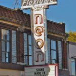 Flexlume Signs – Shuffle off to Vintage Buffalo NY – Retro Roadmap Mega Post!