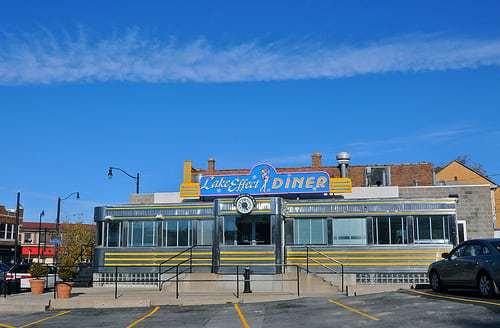 Lake Effect Diner - Shuffle off to Vintage Buffalo NY - Retro Roadmap Mega Post!