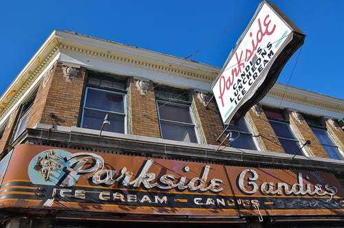 Parkside Candy - Shuffle off to Vintage Buffalo NY - Retro Roadmap Mega Post!