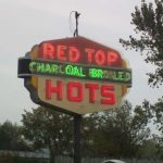 Red Top Hot Dogs – Shuffle off to Vintage Buffalo NY – Retro Roadmap Mega Post!