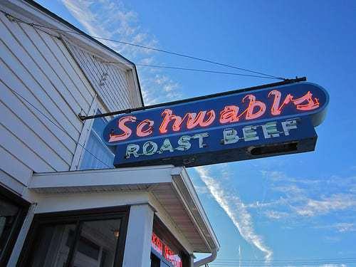 Schwabl's - Shuffle off to Vintage Buffalo NY - Retro Roadmap Mega Post!
