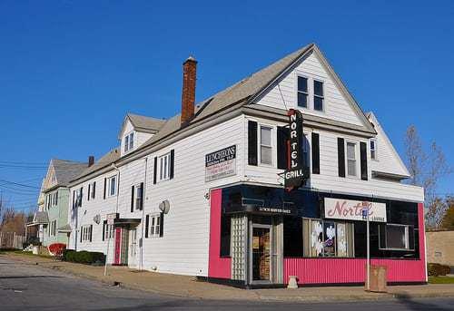 The Nortel Grill - Shuffle off to Vintage Buffalo NY - Retro Roadmap Mega Post!