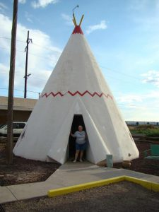 Wigwam Village 6 Holbrook AZ Road MaveN 2