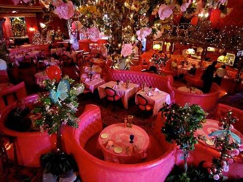 The Madonna Inn - AKA The Kitsch-inn!
