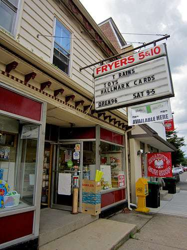 Fryer's Store - Orwigsburg PA [CLOSED Nov 2014 Sad To Report]