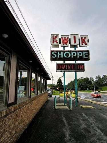 Kwik Stoppe Drive In  - Shoemakersville PA