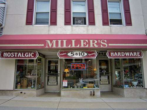 Miller's Five & Ten Hamburg PA