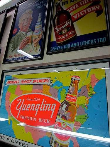Yuengling Brewery Tour - Pottsville PA