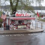 Lobster Rolls since 1938 – Red's Eats – Wiscasset ME – ayuh!