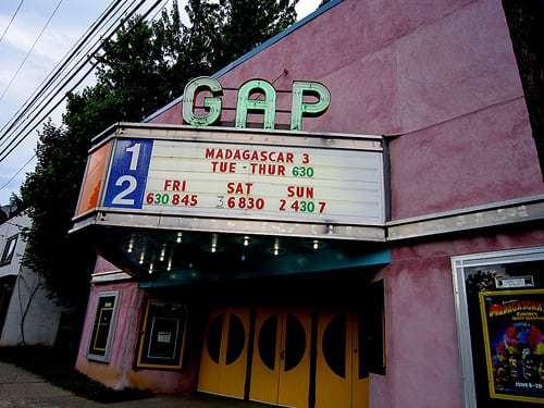 Gap Theatre - Fall into Wind Gap PA