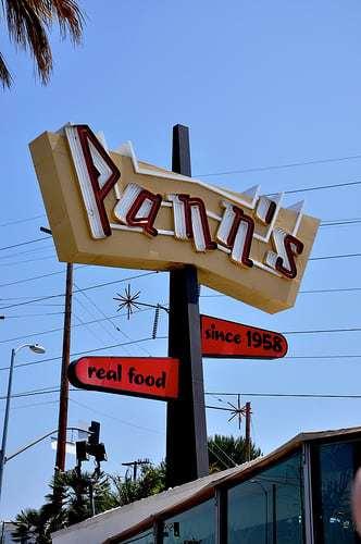 Pann's - 3 Retro Roadmap Worthy Restaurants Near LAX!