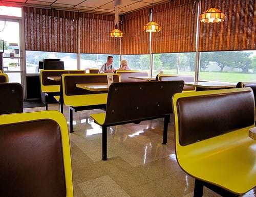 Daisy Restaurant - Fall into Wind Gap PA