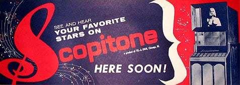 Vintage Vinyl Music, Scopitone Films, Historic Theatre - Mod Betty Trifecta!  Part Two