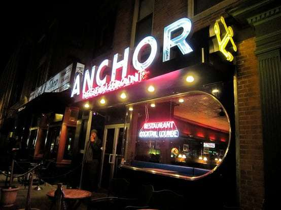 Anchor New Haven CT - Picture Perfect Vintage Bar Stop
