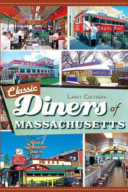 Classic Diners of Massachusetts presentation at Dedham MA Historical Society