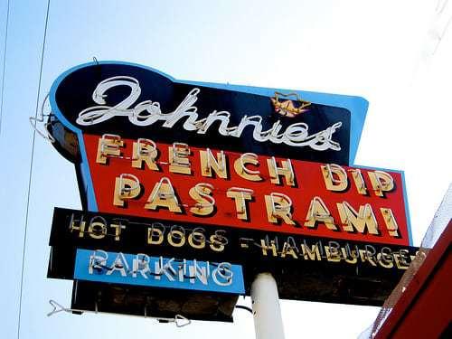 Johnnie's - A Culver City CA Culinary Corner