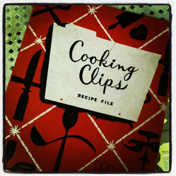 Mod Betty' Cooking Clips