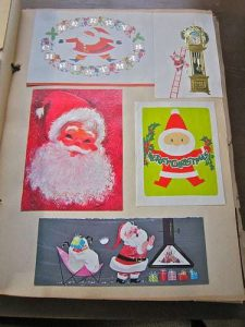 Vintage Christmas Cards RetroRoadmap.com