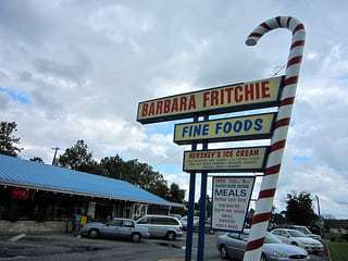 Barbara Fritchie Restaurant Route 40 Frederick MD
