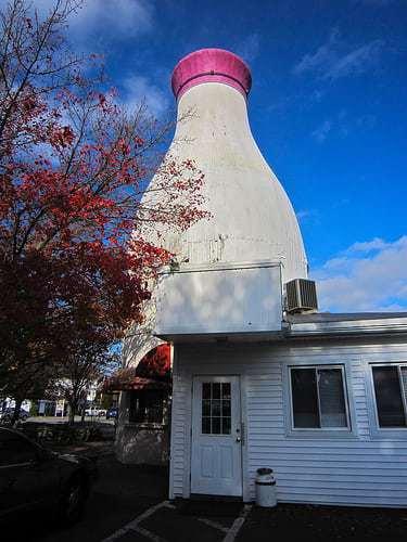 The Milk Bottle Restaurant Raynham MA - OMG Just GO!