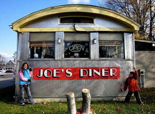 Joe's Diner Taunton MA - Eat at Joe's!