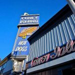 George's Coney Island Worcester – Hot Dog! It's The Coolest Neon Sign in MA