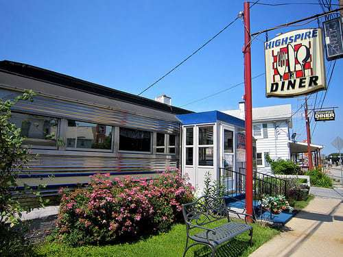 Highspire Diner Highspire PA - I Aspire To Stop Here Any Time We're Near Harrisburg!