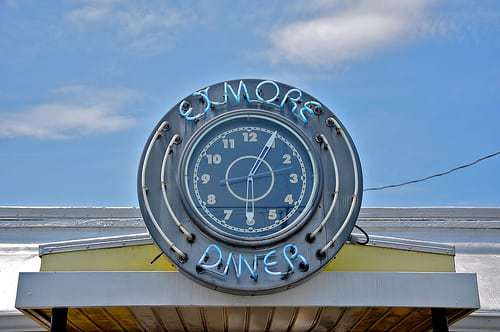 Exmore Diner - The ONLY Vintage Diner on The Eastern Shore of Virginia