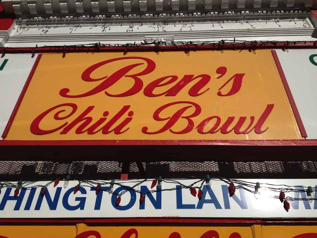 Ben's Chili Bowl - A Retro Roadhusband Report