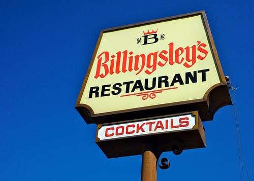 Billingsley's Restaurant Los Angeles CA