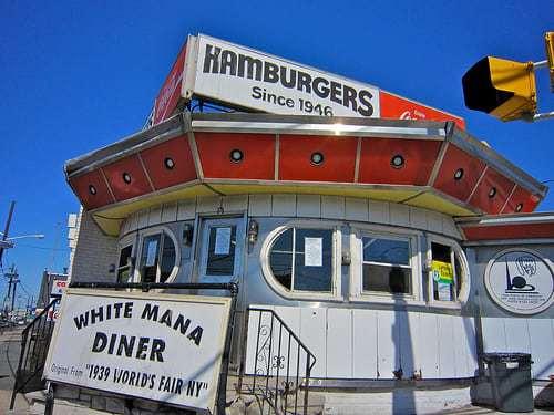 White Mana Hamburgers Jersey City NJ - Since 1946