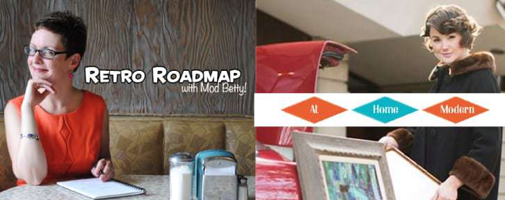 Meet Retro Roadmap and At Home Modern During Palm Springs Modernism!