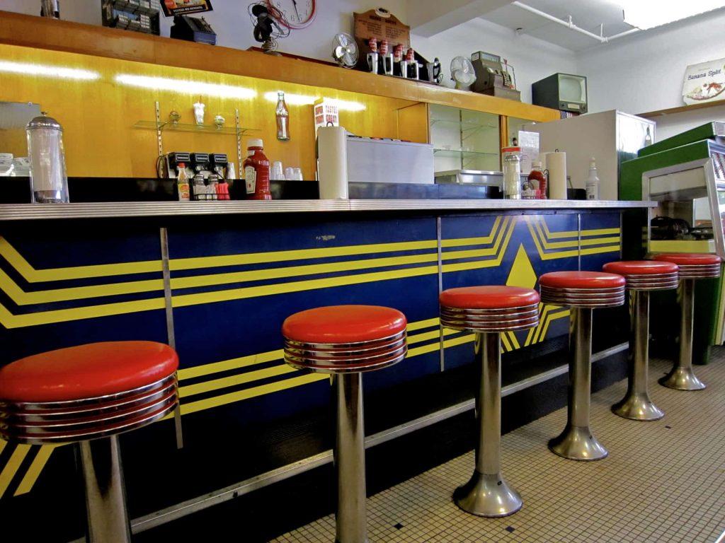 Buchanan Grille Lunch Counter - Buchanan VA