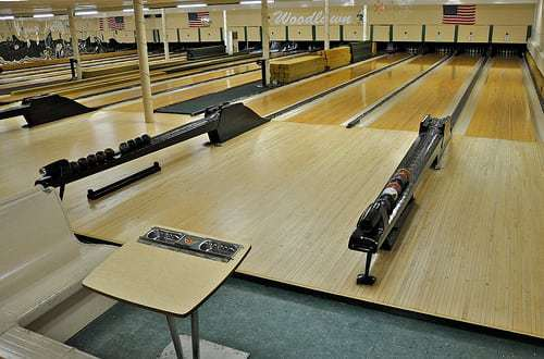 Woodlawn Duckpin Bowling  - A West Haven CT Tradition