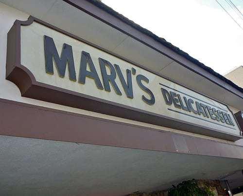 Marv's - A Hidden Gem of a Deli in N. Hollywood